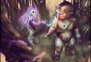 BABY WARRIOR 3_Monroy_Gallery