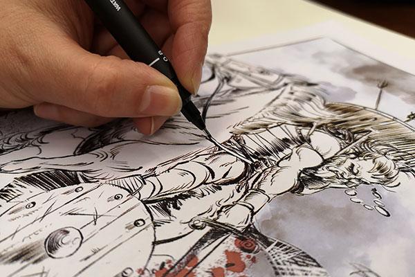 Descubre las posibilidades de trabajar dibujando