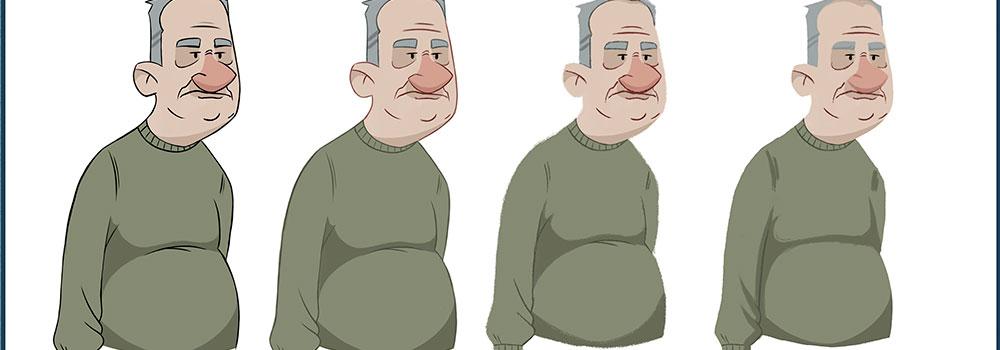 La creación de los personajes es un paso clave en tu película de animación
