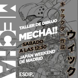 Nuestra Primera Vez En La Japan Weekend Esdip Madrid