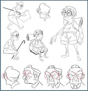 cómo hacer animaciones de calidad tiene un truco: dibujar