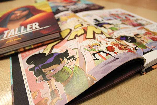 Cómo hacer un portfolio de ilustración que te abra las puertas para la carrera de ilustrador