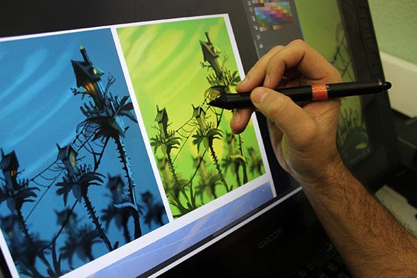 Descubre las mejores herramientas para ilustración con los profesores de ESDIP