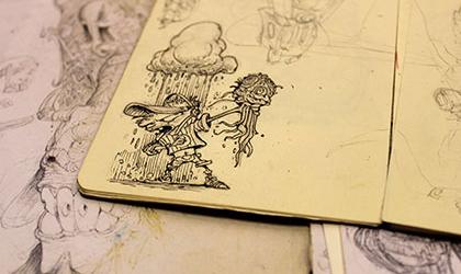 Escuela de arte como componente artístico
