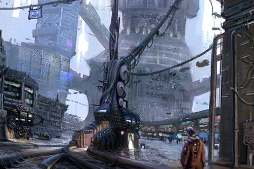 Cursos de videojuegos, qué puedes aprender en el Curso de Concept y grafismo para videojuegos