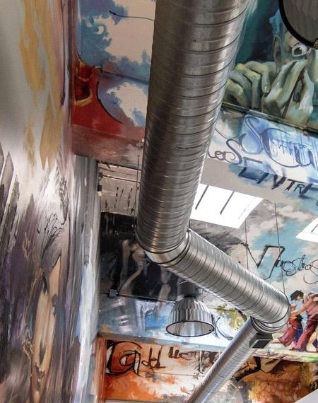 Escuela de arte, nuestra sede en Madrid