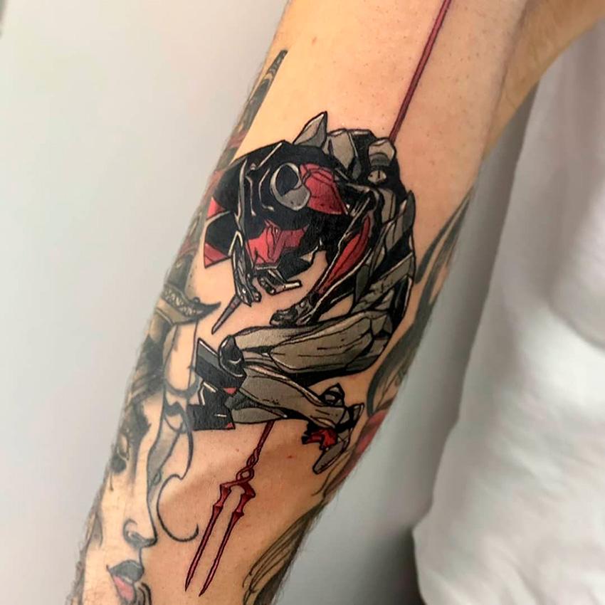 Conviértete en un gran tatuador y consigue la homologacion para tatuar