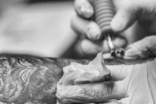 Cursos de tattoo artist en Madrid, qué puedes aprender en el Curso