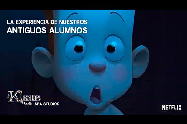 Klaus la película de animación española de éxito