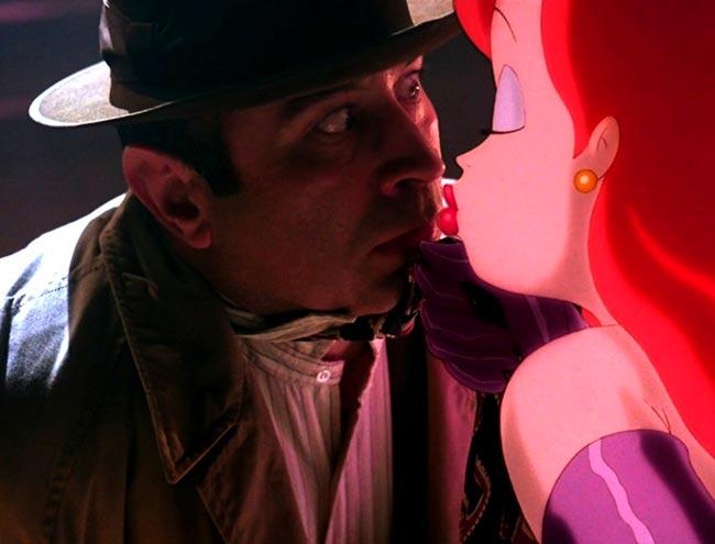 Jessica Rabbit ejemplo de cine real y de animación