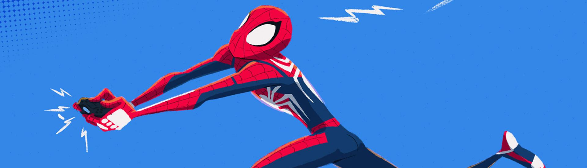 Curso de formación infantiles spiderman